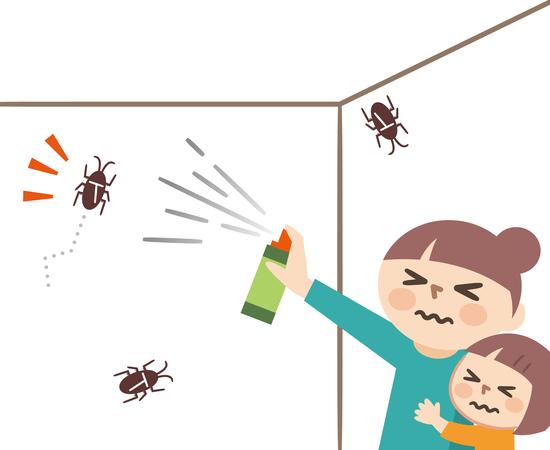 オフィスでゴキブリが出た!?そんな場合のすべき事とは?